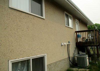 Siding (Before) - Edmonton