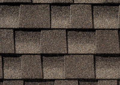 GAF's Timberline HD Mission shingle swatch