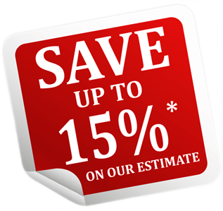 15% OFF Estimate - Promotion - Clear Choice Exteriors - Alberta